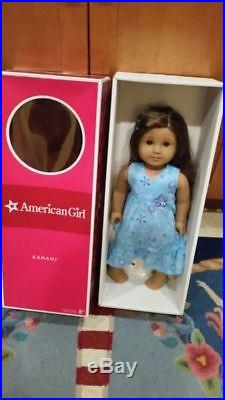 18 American Girl Doll Doll of the Year 2011 Kanani in Original Box