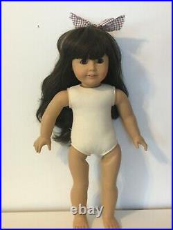 1991 Pleasant Company Samantha American Girl Doll White Body Vintage