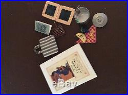 1993 First Edition Addy Walker American Girl Doll with Accessories & Books