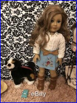 2007 American Girl Of The Year Nikki Fleming Retired Used Lot GOTY