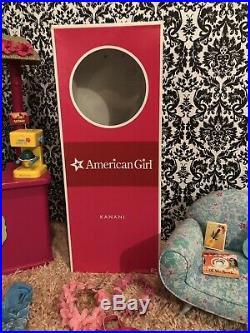 2011 American Girl Of The Year Kanani Akina Retired Used Lot GOTY