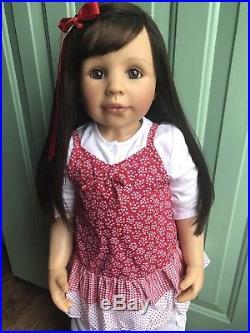 37 Masterpiece Doll Mackenzie by Monika Peter Leicht