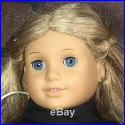 8 Piece Lot American Girl Doll 18'' Bitty Baby Dog Mascot Pleasant Company