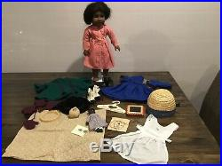 AMERICAN GIRL ADDY WALKER DOLL PLEASANT COMPANY 1993 & Clothing Lot