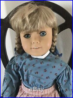AMERICAN GIRL DOLL PLEASANT COMPANY 18'' KIRSTEN, Great, pre-owned