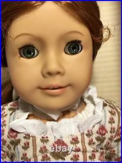 AMERICAN GIRL Doll Felicity Signed, By Pleasant Co. 1986 Made West Germany