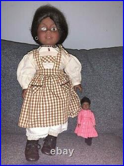 Addy American Girl Doll (With 4 dresses and mini Addy doll!)