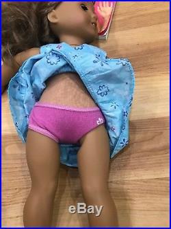 Ameircan Girl Kanani and Shave Ice Stand