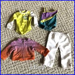America Girl McKenna Doll & Clothing HUGE LOT