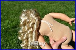 American Girl 18 Doll Caroline Abbott custom, OOAK beautiful! Gently Loved