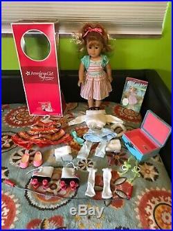 American Girl 18 Doll Maryellen Larkin Original outfit & more