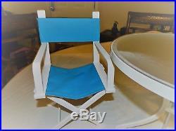 American Girl 1996 Patio Furniture MIB Retired