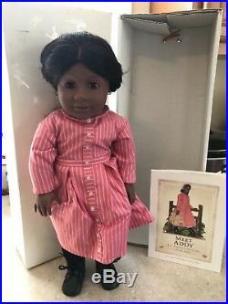 American Girl Addy Walker Original Pleasant Company with Book 1