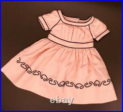 American Girl Addy's Cape Island Dress Retired, Mint