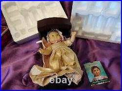 American Girl Baby Polly and Cradle, with box. Good condition