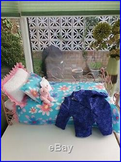 American Girl Beforever Doll (18) Nanea Boxed + Bed & Accessories
