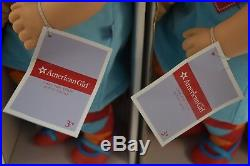 American Girl Bitty Baby Twins Two 3G Blonde/Blue Eyed Girls