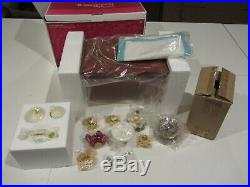 American Girl Caroline's Table & Treats Complete with Box Retired for 18 Dolls