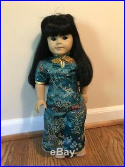 American Girl Chinese Doll Pleasant Company 1995 Vintage in Excellent Condition