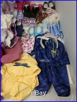 American Girl Doll Accessories, Clothing, Shoes, Shirts, Outfits, Snow HUGE LOT