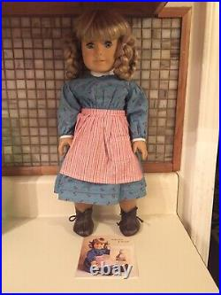 American Girl Doll By Pleasant Company Antique 1991 Kirsten Larson Mint / LOT