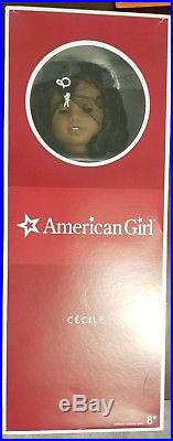 American Girl Doll Cecile in Box and extra shoes Beautiful for Christmas