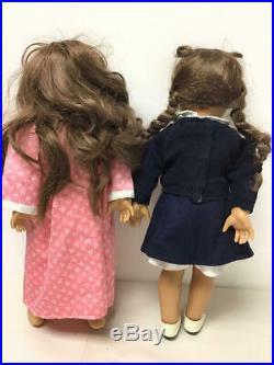 American Girl Doll & Clothing Lot 5 Dolls