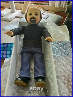 American Girl Doll Custom Boy Pleasant Company One of a Kind