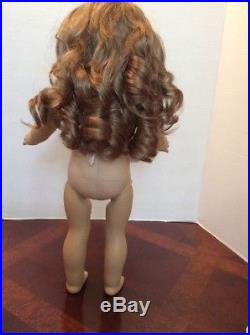 American Girl Doll DOLL Nicki 2007 GIRL OF THE YEAR Retired Awesome Condition
