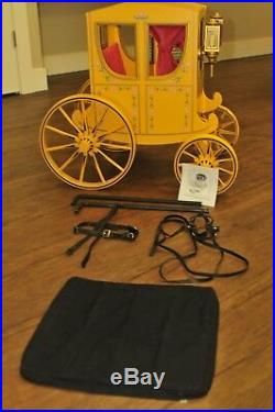 American Girl Doll Felicity Colonial Carriage RARE