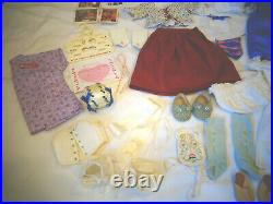 American Girl Doll Felicity Lot Clothing Shoes Outfits Sets Noah's Ark