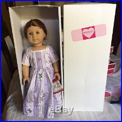 American Girl Doll Felicity Pleasant Company With Her Sheep