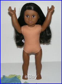 American Girl Doll GOTY Chrissa friend SONALI MATTHEWS