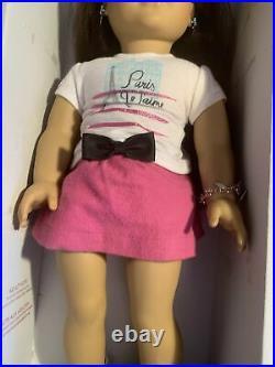 American Girl Doll GOTY Grace Thomas Doll In Original Box Book Meet Outfit EUC