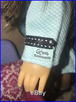 American Girl Doll Grace 2015 Girl of the Year with Accessories and Clothing