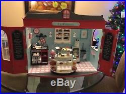 American Girl Doll Grace French Bakery La Patisserie Set Retired Amazing