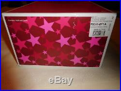 American Girl Doll Gwen In Box Meet Outfit & Book Friend To Sonali & Chrissa