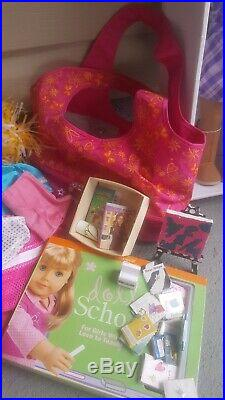 American Girl Doll HUGE Bundle Barely Used New Just Like Me #7