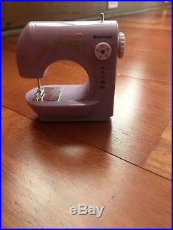 American Girl Doll Isabelle's Sewing/Dance Studio, Retired-3 extra items included