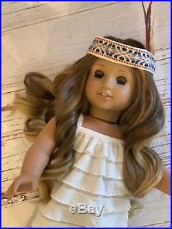 American Girl Doll JOSEFINA / KAYA Custom OOAK Native American Indian