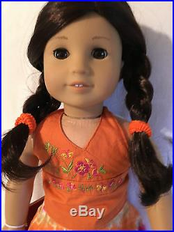 American Girl Doll Jess Collection