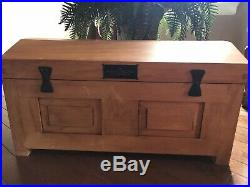 American Girl Doll Josefina's Retired Chest 3 pieces wooden trunk