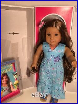 American Girl Doll KANANI Of Year 2011 and Outfits/ Accessories Mint/ New Lot