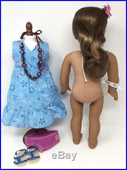 American Girl Doll Kanani GOTY 2011 Adult Owned MINT Cond. Display Only