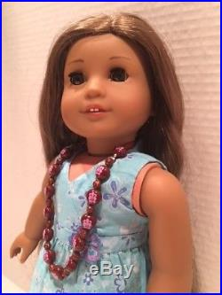 American Girl Doll Kanani Girl of the Year Great Condition! With Accessories