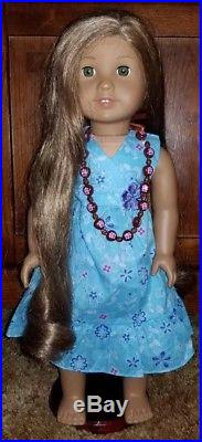 American Girl Doll Kanani With Clothes Lot