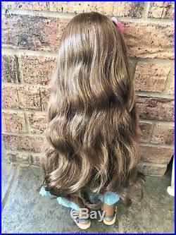 American Girl Doll Kanani beautiful Original Curls Tight Legs Full Meet Outfiy