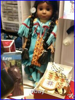 American Girl Doll Kayak Lot