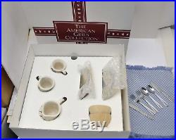 American Girl Doll Kirstens Pottery Complete Set Mint in Box