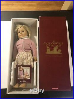 American Girl Doll Kit Kittredge with Outfit and Box